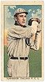 Tonnesen, Oakland Team, baseball card portrait LCCN2008677301.jpg
