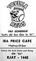 Topeka Reds 1961 Schedule.jpg