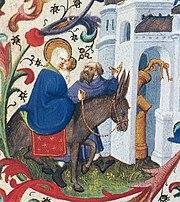 Toppling of the Pagan Idols (Bedford Master)