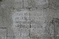 Toul Cathédrale Saint-Étienne cloître inscriptions 910.jpg
