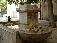 Toulon Fountains 4