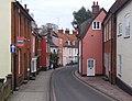 Towards the narrowest corner of New Street - geograph.org.uk - 1183697.jpg