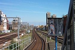 Tower Gateway DLR station 3