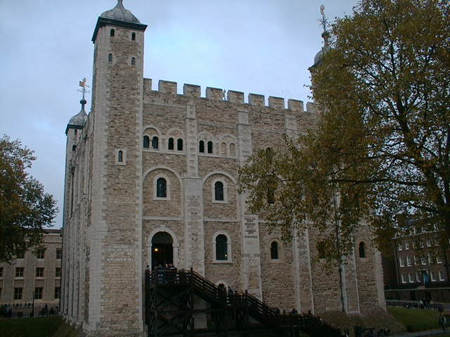 Tower of london interior bs