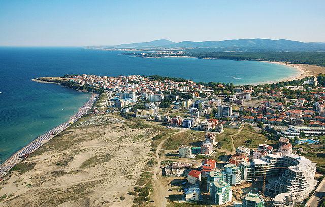 Hotel Burgas Beach Bulgarien
