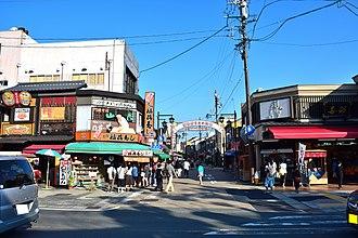 Toyokawa, Aichi - Toyokawa Inari Omotesando