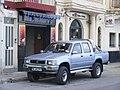 Toyota HiLux Parked In Front of Mr Whippy in Malta -sludgegulper.jpg