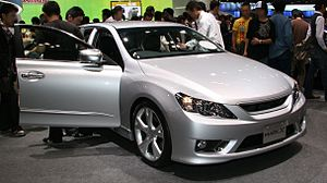 Toyota Mark X - Vertiga