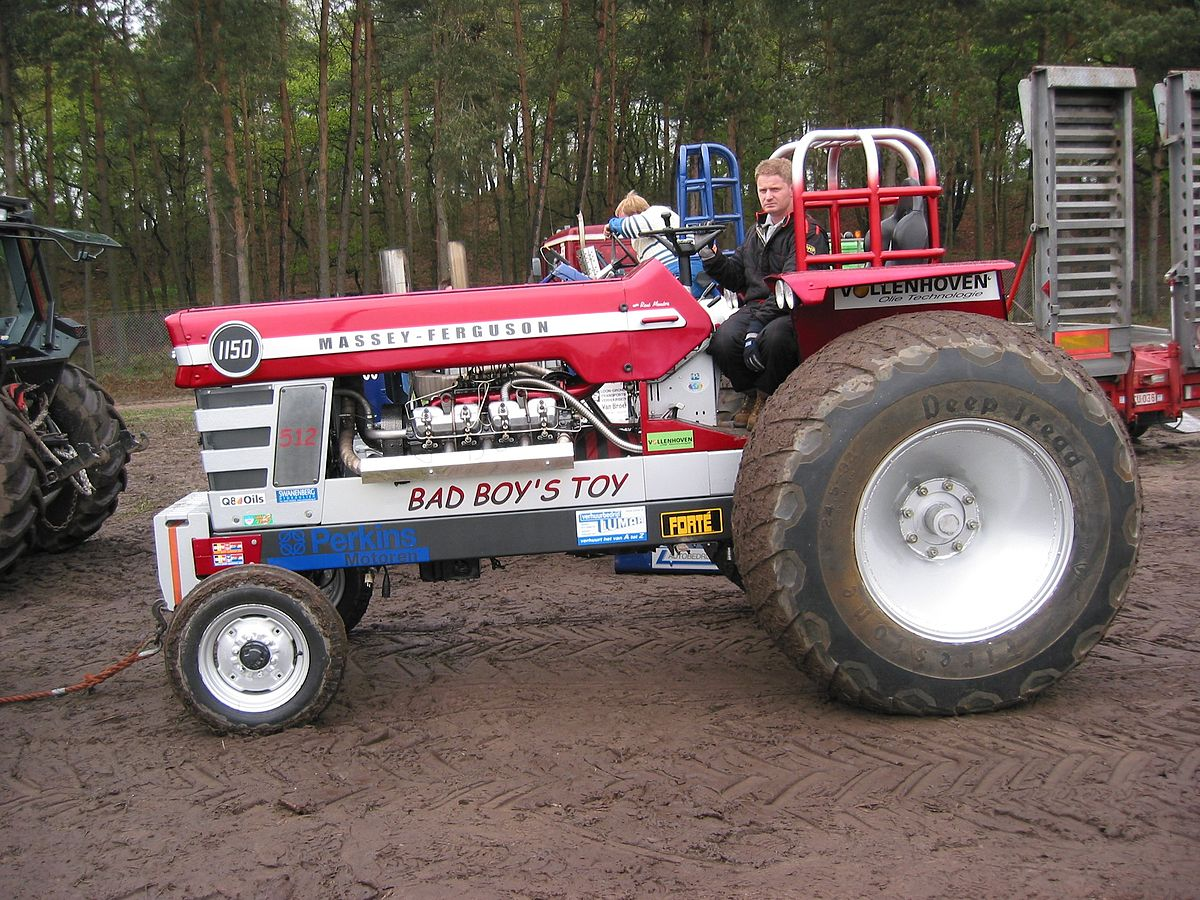 Tractor Pull Tractors : Tractor pulling wikipedia