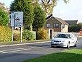 Traffic sign - geograph.org.uk - 1564027.jpg