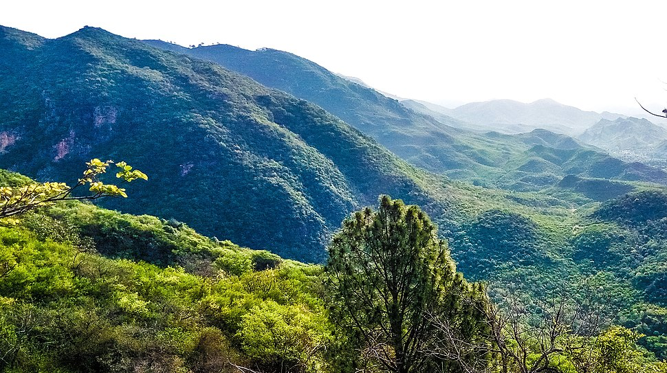 Trail 3 Margalla Hills Islamabad