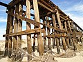 Train trestle over Mojave River, Apple Valley 09.jpg