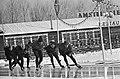 Training Nederlandse Schaatskampioenschappen, v.l.n.r. S. Kaiser , C. Geyssen , , Bestanddeelnr 919-9475.jpg