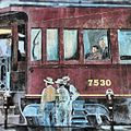 Trains Mural by Jeff and Gregory Ackers Columbus, Ohio 1989 03.jpg
