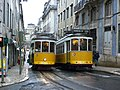 Trams in Lisbon (front&back).jpg