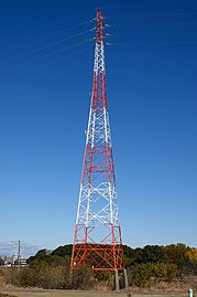 Transmission tower with red and white paint.jpg