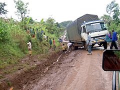 Transportation in Tanzania Traffic problems.JPG