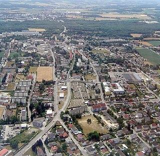 Traun,  Upper Austria, Austria