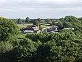 Trefonen Hall and dairy farm - geograph.org.uk - 555770.jpg