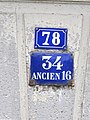 Triple house numbers (Chelles).jpg