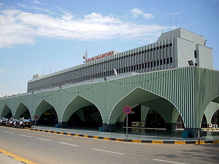 Tripoli International Airport international airport serving Tripoli, Libya