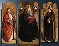 Trittico di Antonello da Messina ricomposto agli Uffizi – 1470-1475.jpg