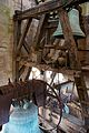 Trois cloches de l'église Saint-Patrice de Bayeux.jpg