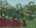 Tropical Forest with Monkeys A10893.jpg