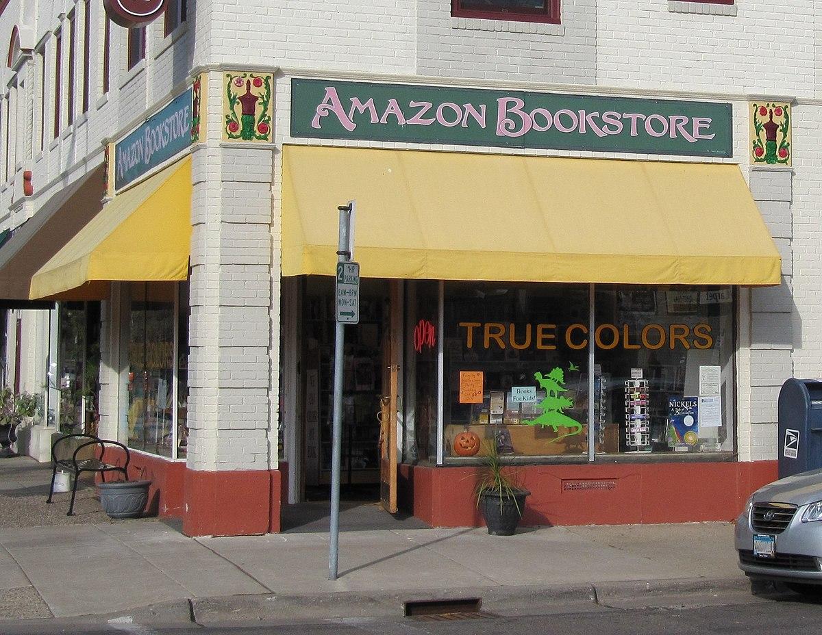 Amazon Bookstore Cooperative Wikipedia