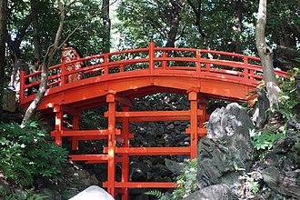 Koishikawa-Kōrakuen - Tsutenkyo bridge