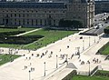 Tuileries from the Ferris Wheel 2012 03.jpg