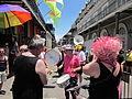 Tumblers at Pride 2010 off stage.JPG