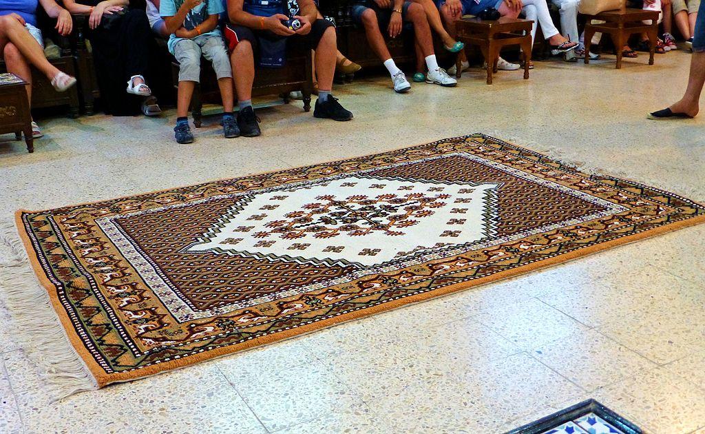 File Tunezja Kairouan Muzeum Du Tapis Muzeum Dywanow