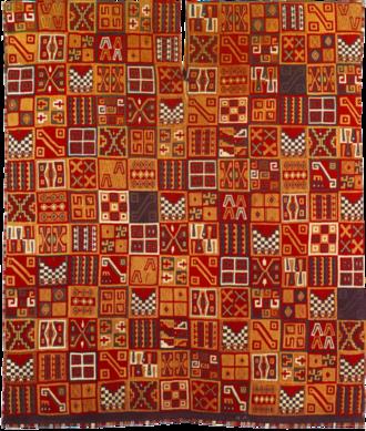 Inca society - Inca tunic
