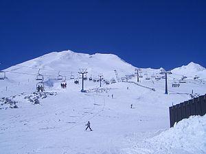 Turoa - Image: Turoa View