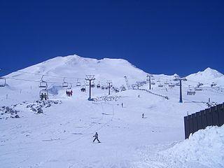 Turoa skifield