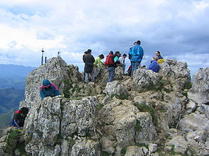 Txindoki - Wikipedia, la enciclopedia libre