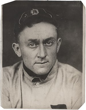 Tennessee–Alabama League - Ty Cobb played for the Anniston Baseball Club in 1904, his first professional season.