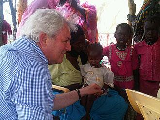 Stephen O'Brien - Image: UK warns of humanitarian disaster in South Sudan (7115142883)