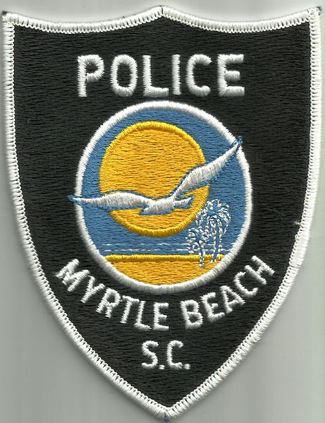 Myrtle Beach Police Dept Bookings