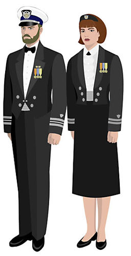 Royal engineers nco mess dress medal placement