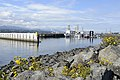 USCGC Cuttyhunk and USCGC Swordfish, in Port Angeles, Washington, 2015-09-16.jpg