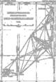USGS Idaho Montana 1900 Survey Control Diagram of Triangulation from Spokane Overlay Negative.png
