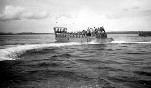USS-Audubon LCM-3 Guiuan-Samar Sep-22-1945.png