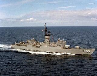 USS <i>Capodanno</i> US Nave Knox-class frigate