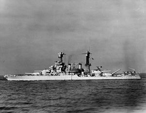 Die USS Colorado (BB-45)