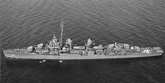 USS Picking - Picking in World War II.