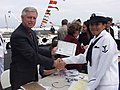 US Navy 020820-N-9076B-016 140 military members participate in Naturalization ceremony aboard USS Constellation.jpg