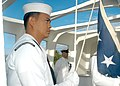 US Navy 031204-N-7391W-047 Hospital Corpsman 1st Class Teodoro Castaneda from Naval Medical Clinic Pearl Harbor.jpg