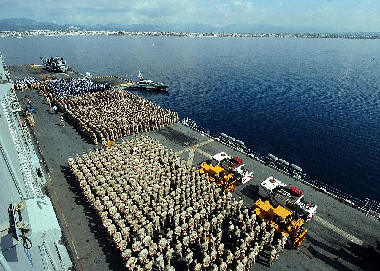 File Us Navy 060413 N 7945k 046 Commander U S 6th Fleet
